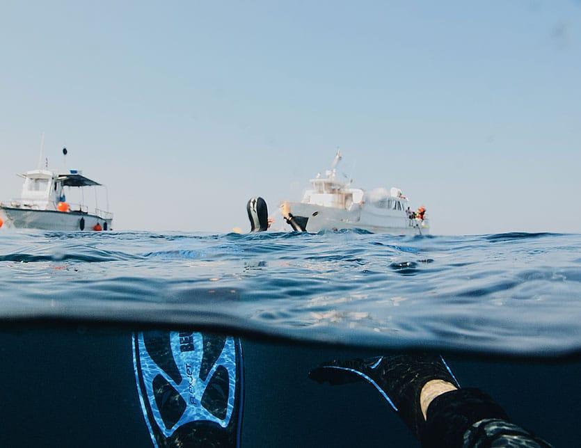Curso PADI Boat Diver