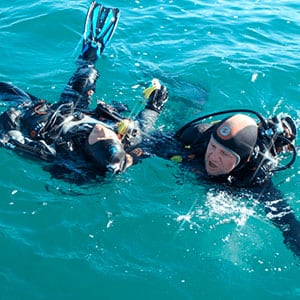 Curso PADI Rescue Diver